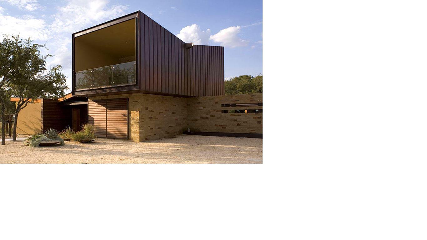 Casa contemporânea e sustentável Ecodhome #9A6731 1366 768