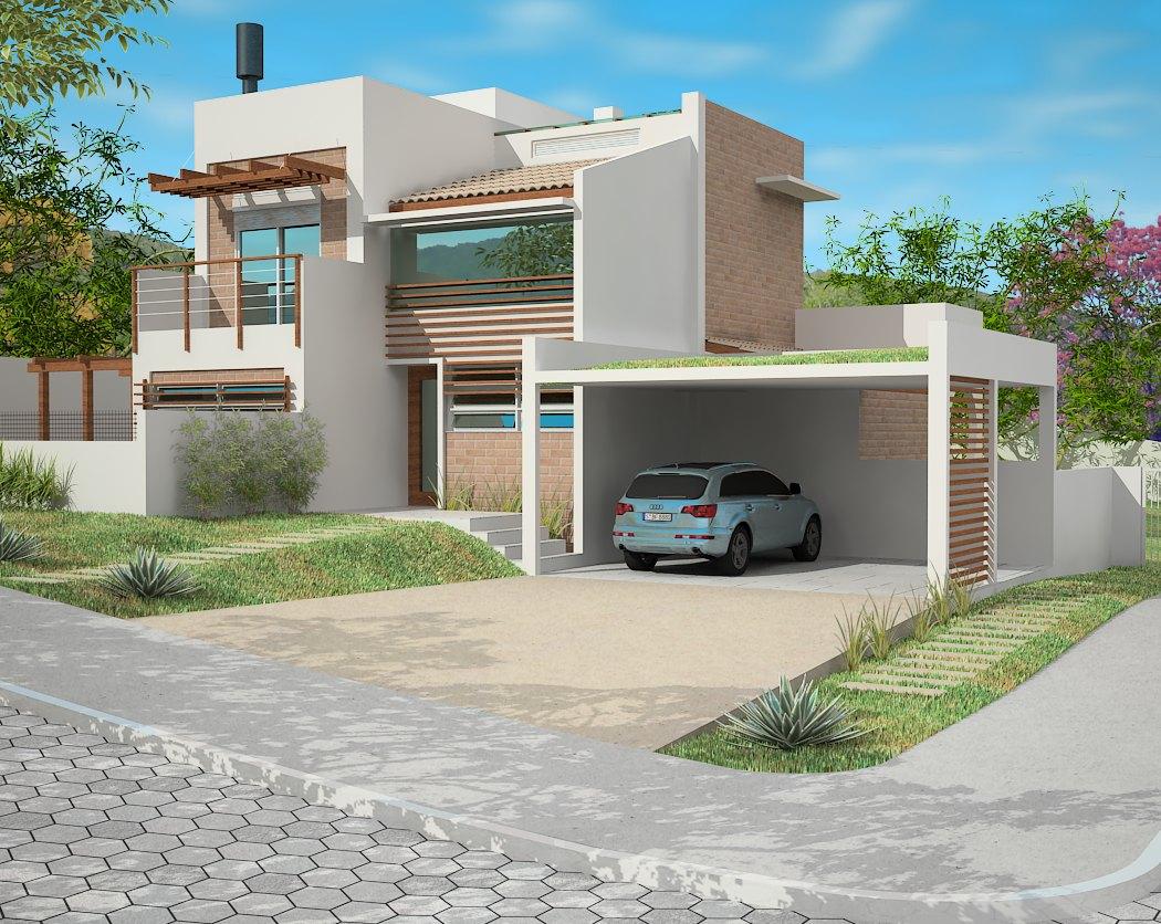 Casa Modelo Ecodhome
