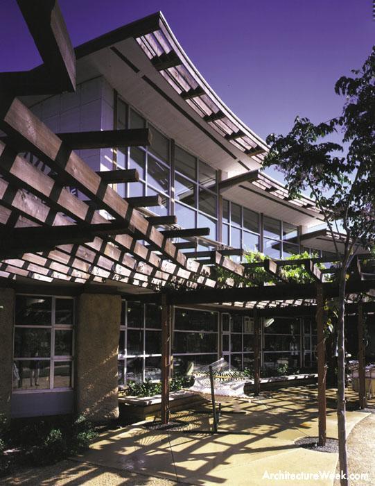 Brises na arquitetura