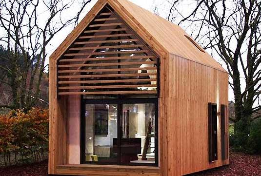Casas ecol gicas ecodhome for Mini casas modernas